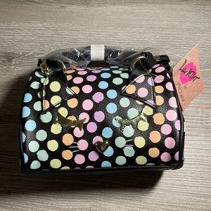 Luv Betsey Cat purse